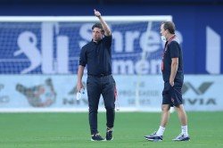 Robbie Fowler Said Not Satisfied With The Result But We Will Improve And Return