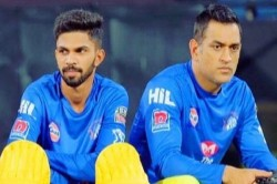 Ipl 2021 Ruturaj Gaikwad Can Be Captain Of Csk After Dhoni Says Virendra Sehwag