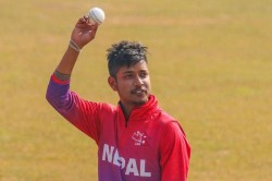 Sandeep Lamichhane Signed Contract With Hobart Hurricanes In Big Bash League