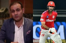 Sehwag Had Said The Cheerleader Of 10 Crores Maxwell Now Replied