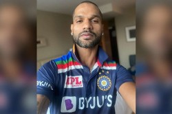 New Jersey New Inspiration We Are Ready Shared By Shikhar Dhawan