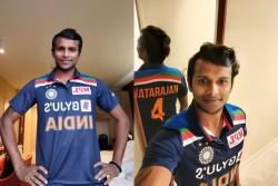 India Vs Australia 1st Odi Bcci Included T Natrajan In Odi Team Ishant Sharma Ruled Out From Tests