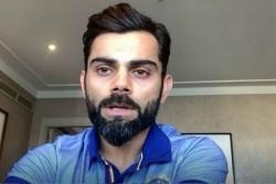Australia Vs India 1st Odi Virat Kohli Breaks His Silence Over Rohit Sharma Injury Says No Body Know