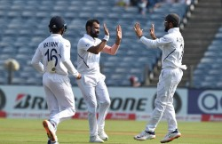 Ind Vs Aus Test Series Mohammad Shami Ruled Out Of Series After Fracture In Right Arm
