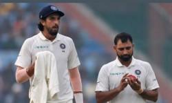 Ind Vs Aus Sunil Gavaskar Suggests Bcci To Send Ishant Sharma To Australia If He Is Fit