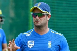 Mark Boucher Express Concern For Organizing Ipl 2021 Ahead Of T20 World Cup 2021 In Uae