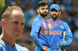 Matthew Hayden Reveals Who Is Most Impactful Player Of India Virat Kohli Or Ms Dhoni