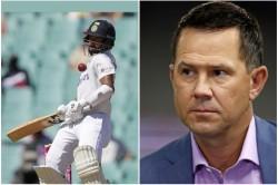 Australia Vs India Ricky Ponting Slams Australian Teams Says Series Draw Will Be Worse Than Loss