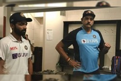 Australia Vs India Ravi Shastri Dressing Room Message For Team India At Gaba Before Day