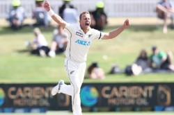 In New Zealand Squad Matt Henry Replaces Injured Neil Wagner