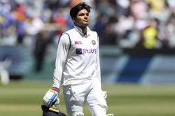 Shubman Gill Shares His Debut Match Experience Against Australia Says It Was Like War