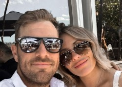 Aaron Finch S Wife Amy Reveals How She Receives Threats After Cricketer Bad Form Continues