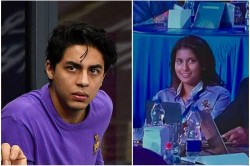 Aryan Khan First Time Attends Ipl Auction Juhi Chawla Happy For Her Daughter Jahnavi Mehta