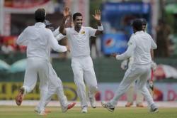 Dhammika Prasad Sri Lanka S Fast Bowler Announces His Retirement