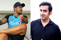Gautam Gambhir Said I Dont See Umesh Yadav In The Playing Xi For The Pink Ball Test