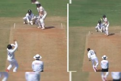 India Vs England 1st Test Rohit Sharma Imitates Harbhajan Singh Bowling Action In Chennai Test Twitt