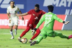 Isl 7 Northeast United Reach The Playoffs For The Second Time By Defeating The Kerala Blasters 2