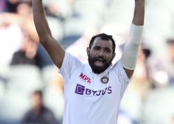 Ind Vs Eng Mohammed Shami Started Controlled Traning In Nca Can Make Comback For Last 2 Test