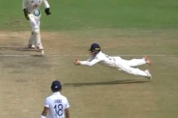 India Vs England 2nd Test Ollie Pope Caught Flying Catches Incredible