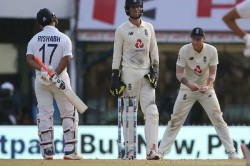 India Vs England When Rishabh Pant Had Heated Moment With Ben Stokes And Refused To Bat