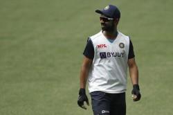 Ajinkya Rahane Said Rahul Dravid Played A Big Role In Australia Test Series