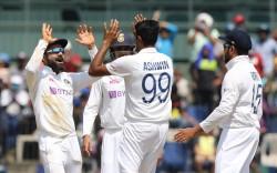 Ind Vs Eng R Ashwin Becomes Highest Wicket Taking Spinner In India Surpasses Harbhajan Singh