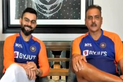 Coach Ravi Shastri Said We Came Here Playing Band Of Kangaroos No One Talks About It Now