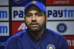 India Vs England Rohit Sharma Hits On Pitch Critics Says We Will Do What We Like