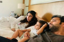 Ind Vs Eng Rohit Sharma Cute Post For His Wife Ritika For Supporting Him In Match