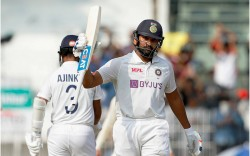 Ind Vs Eng Rohit Sharma Did Not Find Any Demon In Pitch Reveals How He Became Top Scorer
