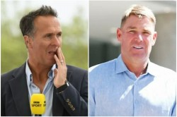 Ind Vs Eng Shane Warne Gave A Befitting Reply To Michael Vaughan