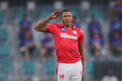 Five Sixes Were Eaten In An Over Sheldon Cottrell Remained Unsold At Auction