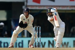 Ind Vs Eng Virat Kohli Out Again After Set On Wicket But Surpasses Dilip Vengsarkar Record