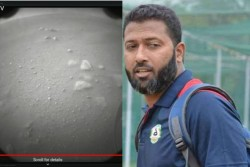 India Vs England Wasim Jaffer Describe Indian Pitches And Bowlers With Screenshot From Nasa Tv