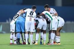 Isl 7 Atk Mohun Bagan Reached Into Final After Beating Northeast United By 3