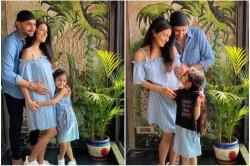 Harbhajan Singh Becomes Father Second Time Wife Geeta Basra Gave Huge Update