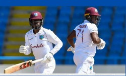 Wi Vs Sl West Indies Manages To Save 1st Test By Nkrumah Bonner Maiden Century
