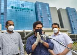 Sachin Tendulkar Declares He Is Tested Covid 19 Positive Now In Home Quarantine
