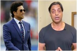 Shoaib Akhtar Gave A Glimpse Of Old Memories To Fans Wishing Sachin Tendulkar A Speedy Recovery