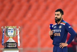 India Vs England Virat Kohli S Misfortune Stats After Losing The Toss Repeatedly