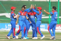 Afghanistan Vs Zimbabwe 2nd T20i Asghar Afghan Has Equalled Ms Dhoni S Record For The Most Wins