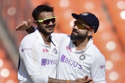 India Vs England Axar Patel Made 27 Wickets In The Series Made This Record