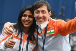 Fencer Bhavani Devi Scripted History By Becoming First Indian Fencer To Qualify For Tokyo Olympics