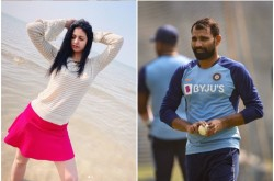 Mohammed Shami Wife Hasin Jahan Left Everyone Confused After Posting A Photo In Sindoor
