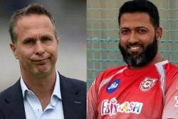Wasim Jaffer Slams Back Michael Vaughan On His Kane Williamson Greatest Player Remark Gets Trolled