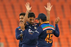 India Vs England Virat Kohli S Men Has Been Fined 40 Percent Of Their Match Fees For Slow Over Rate