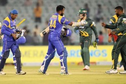 Road Safety World Series 2021 Semifinal 2 Srilanka Beats South Africa By 8 Wickets Advances Finals