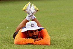 What Will The Pitch Be Like For The Fourth Test Thinking This Rohit Shared A Photo