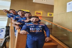 Team India To Wear Retro Jersey Against England In Limited Over Series