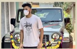 Shardul Thakur Got New Mahindra Suv Says Thank You To Ananad Mahindra